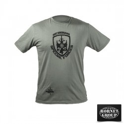 SPECIAL ANTITERRORIST UNIT - SAJ - GREEN T-SHIRT