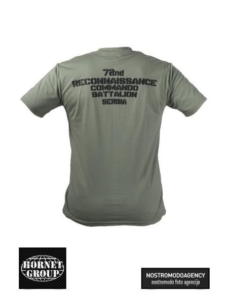 72nd RECONNAISSANCE COMMANDO BATTALION - GREEN T-SHIRT