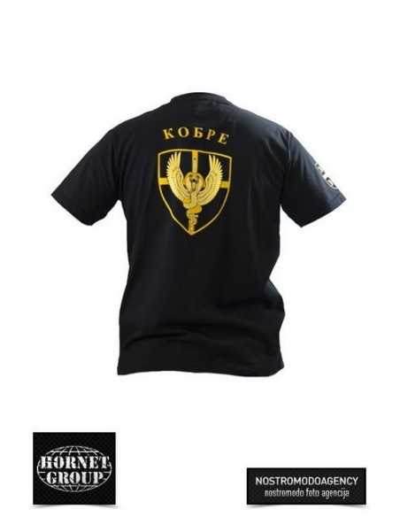 KOBRE T-SHIRT - BLACK