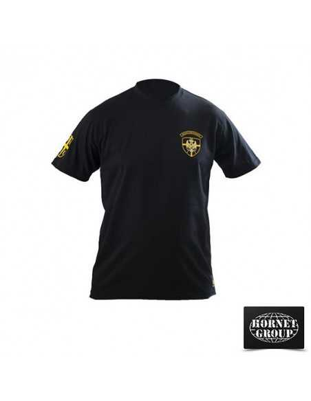 MILITARY POLICE T-SHIRT - BLACK
