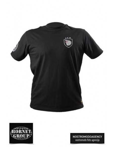 JSO T-SHIRT - BLACK