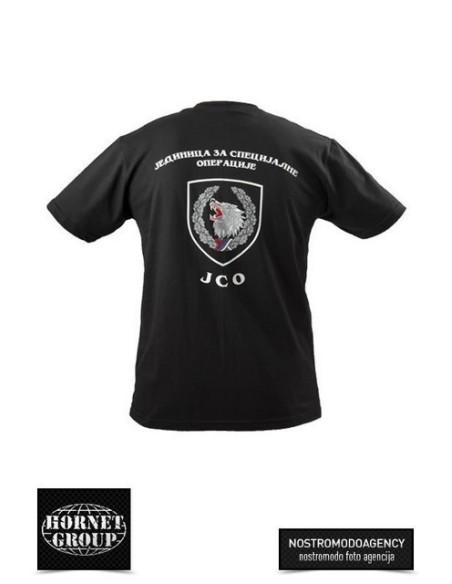 JSO T-SHIRT - BLACK