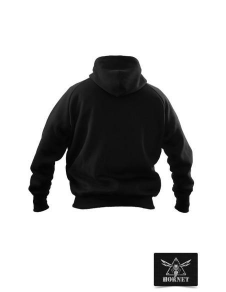 URBAN SWEATER GENDARMERIE - COLOR BLACK