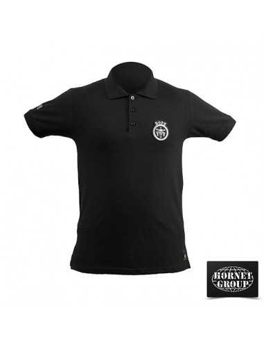 BOPE - POLO T-SHIRT - BLACK