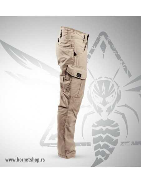 Pants - Cream, Beige