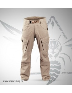 Pants - Cream, Beige
