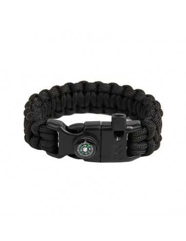 PARACORD BRACELET FOR SURVIVAL
