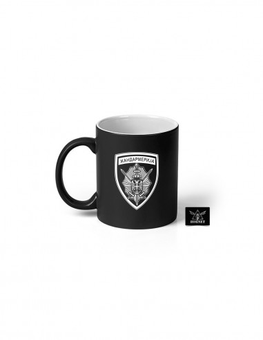 CERAMIC CUP - ZANDARMERIA