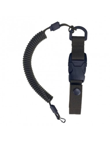 PARACORD GUN CABLE WITH BUCKLE